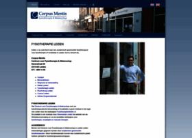 corpusmentis-fysiotherapie-leiden.nl