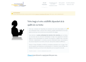 correction-orthographe-grammaire.com