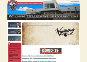 corrections.wy.gov