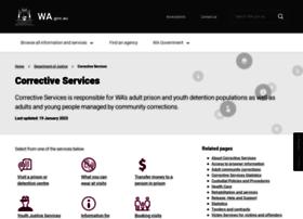 correctiveservices.wa.gov.au