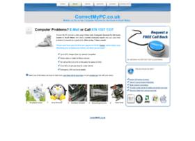 correctmypc.co.uk