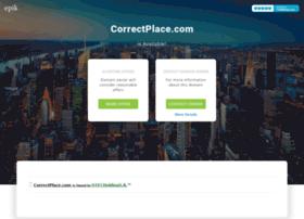 correctplace.com