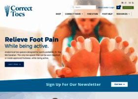 correcttoes.com