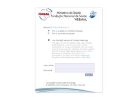correio.funasa.gov.br