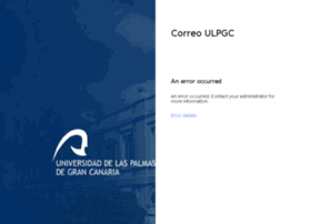 correoweb.ulpgc.es