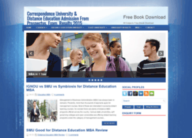 correspondenceuniversity.blogspot.in