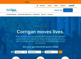 corriganmoving.com