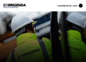 corrigenda.co.uk