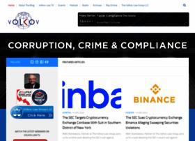 corruptioncrimecompliance.com