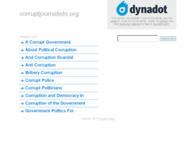 corruptjournalists.org