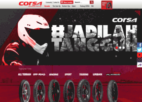 corsamotorcycletire.com