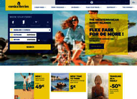 corsicaferries.com