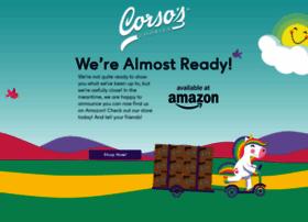 corsoscookies.com
