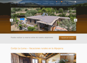 cortijo-laloma.com