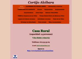 cortijoalcibara.com