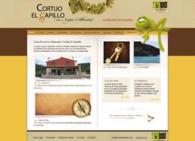 cortijoelsapillo.com