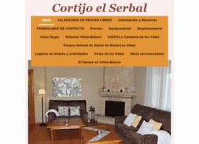cortijoelserbal.com