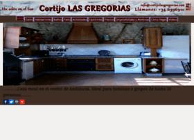 cortijolasgregorias.com