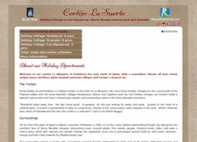cortijolasuerte.com