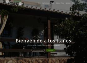 cortijolosllanos.com