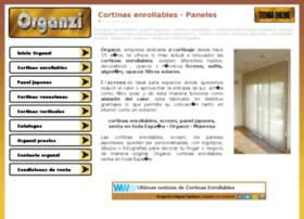 cortinasenrollables.net