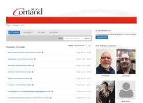 cortland.libguides.com