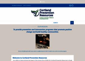 cortlandprevention.org
