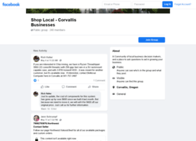 corvallisbusinessnetwork.com