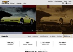 corvette.com