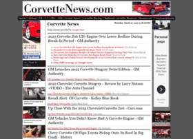 corvettenews.com