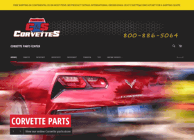 corvettepartscenter.com