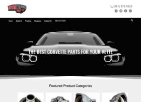 corvettepartsonline.net