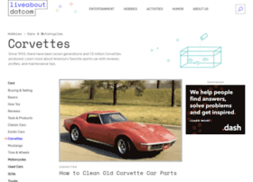 corvettes.about.com
