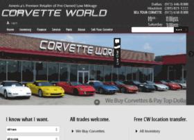 corvettesofhouston.com