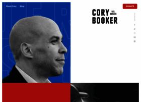 corybooker.com