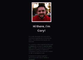 coryevanwright.com