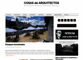 cosasdearquitectos.com