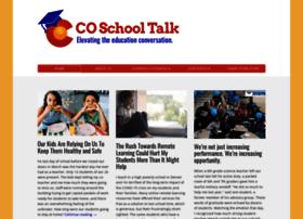 coschooltalk.org