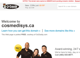 cosmedisys.ca