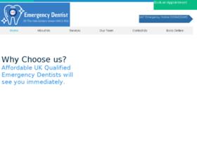 cosmetic-emergency-dentist-london.com