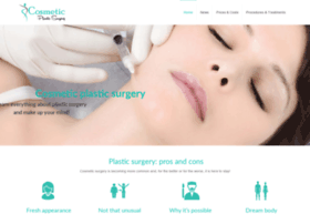 cosmetic-plastic-surgery.info