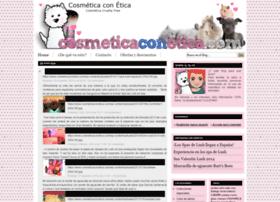 cosmeticaconetica.com