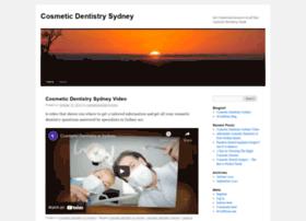 cosmeticdentistrysydney.wordpress.com