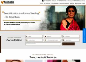 cosmeticdermatologyindia.com