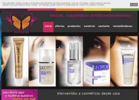 cosmeticosdesdecasa.com