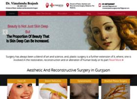 cosmeticplasticsurgeryindia.com