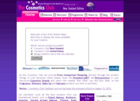 cosmeticsclub.co.nz
