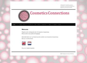 cosmeticsconnections.com
