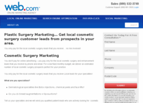 cosmeticsurgery.leads.com