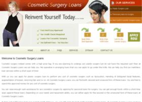 cosmeticsurgeryloans.me.uk